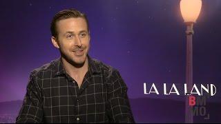 Ryan Gosling Interview  La La Land