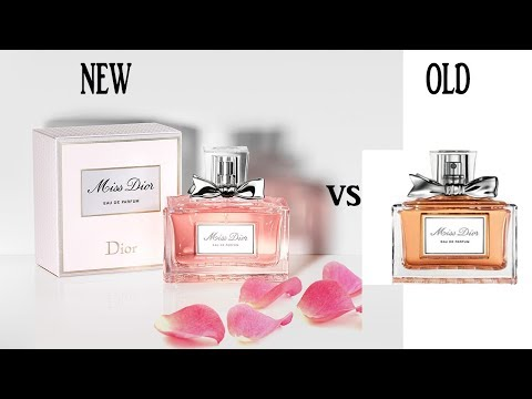 PERFUME COLLECTION UPDATE | MISS DIOR PERFUME REVIEW UNBOXING, FIRST IMPRESSIONS & COMPARISON 2018