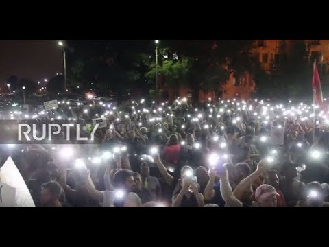 USA: Hundreds picket St. Louis jail in solidarity with those arrested in police shooting protests