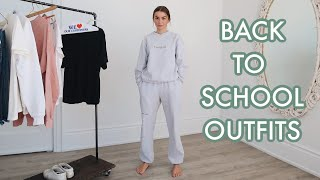 BACK TO (ONLINE?) SCHOOL OUTFITS