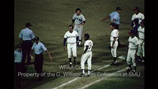 WFAA Film Of A Great Baseball Fight   Rangers Vs Indians 1974