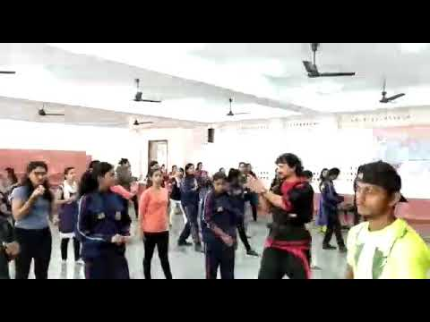Self defence Free Mix martial arts training for girls in dhyansadhna college thane