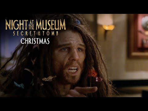 Night at the Museum: Secret of the Tomb Night at the Museum: Secret of the Tomb (TV Spot 'Caveman Dada')