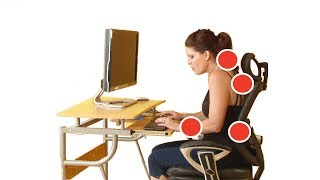 Don't Get a Desk Injury! Ergonomic Hacks for Office Workers