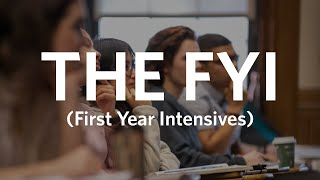 The FYI Program at Clark