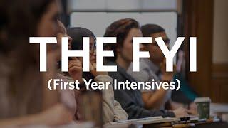 The FYI Program at Clark