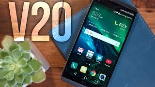 LG V20 Review - Top 5 Fav Features