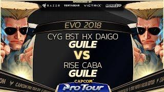 CYGBSTHXDaigoTheBeastGuilevsRISECabaGuile-EVO2018-SemiFinals-SFV-CPT2018
