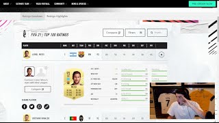 WTF EA!? OFFICIAL FIFA 21 TOP 100 RATINGS! FIFA 21 Ultimate Team