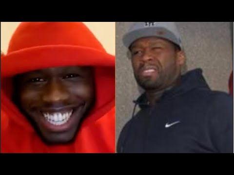 👀 50 Cent's Son Marquise & Friend Clown 50's Flow & Rapping Ability