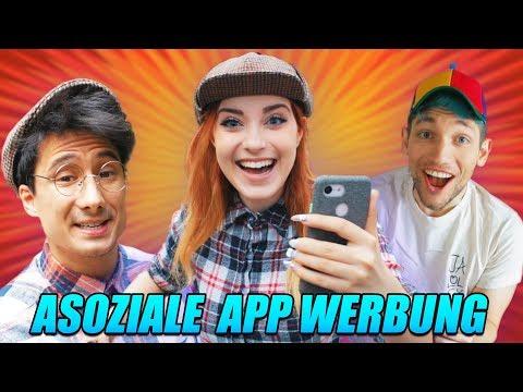 Die ASOZIALSTEN Apps!