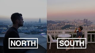 My life in North Korea vs South Korea