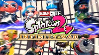 Splatoon 2 INFINITY WAR | w/ Alphastar716, MoshPlayz, Squirrel, Ninjam, and Gaming Explosion