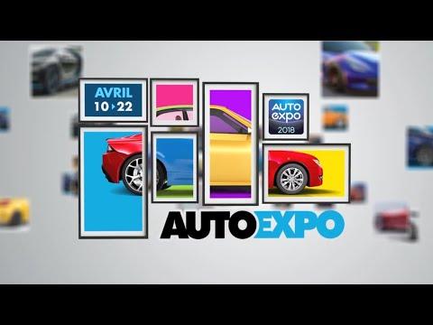 Auto Expo 2018 - Best Of