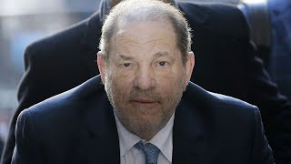 Harvey Weinstein trial: Jury finds Hollywood producer guilty of rape