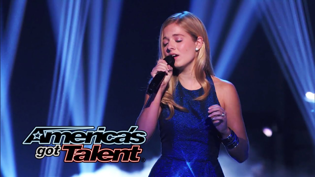 Jackie Evancho: Singer Returns to Perform ʺThink of Meʺ - America's Got Talent 2014 thumbnail