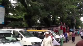 preview picture of video 'zindabazar to Amberkhana Sylhet Bangladesh'