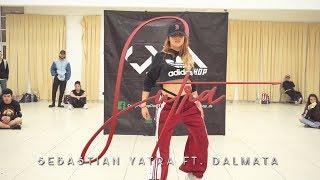 Sebastian Yatra ft Dalmata - SUTRA / COREOGRAFIA Daniela Brito (Film @composeproducciones)