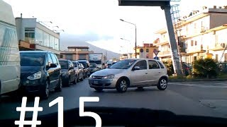 Driving In Italy #15_bad Drivers Napoli
