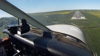preview picture of video 'Flugplatz St. Peter-Ording'