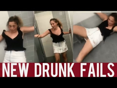 NEW Drunk Fails 2018    New Funny Compilation!    Year 2018!