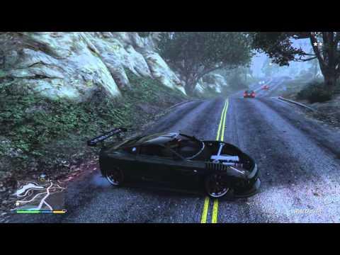 Video Grand Theft Auto V (PS4) cara mendapatkan mobil custom gratis