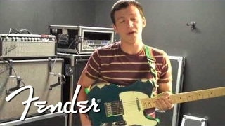 Cage The Elephant's Brad Shultz & His Fender Gear | Fender