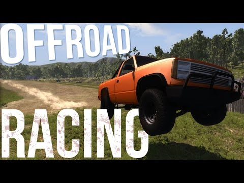 BeamNG Drive - Offroad Racing Track - Offroad Vehicles - CorrRacing