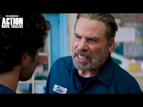 TRADING PAINT (2019) Trailer | John Travolta Race Car Action Drama