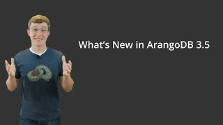 ArangoDB video