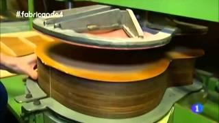 Admira производство гитар в Испании