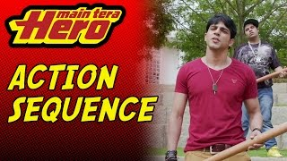 Scene From Main Tera Hero   Action Sequence - 2