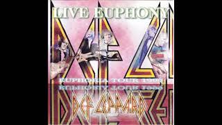 Def Leppard - Paper Sun Osaka 1999 (High Quality Audio)