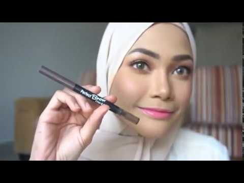 Perfect Brows Tutorial by Nisa Kay