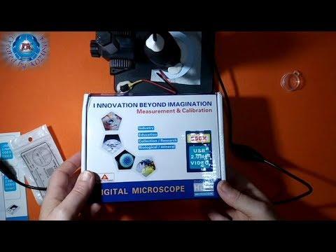 GAOSUO 500X Digital Adjustable 8 LED USB Microscope - Banggood.com