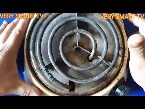 Parrilla Eléctrica no Calienta * Reparar Parrilla Eléctrica