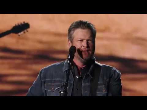 Blake Shelton - God's Country (ACM Awards 2019 Performance)