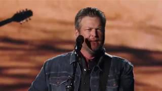 Blake Shelton   God's Country (ACM Awards 2019 Performance)