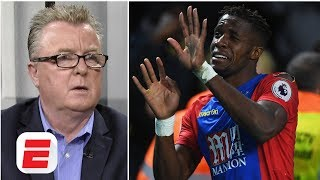 Wilfried Zaha is best suited for Arsenal or Chelsea - Steve Nicol | Premier League