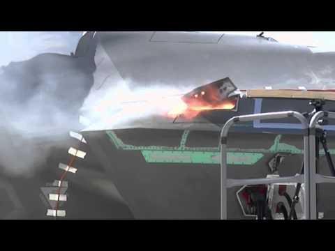 F-35A Gun Fires 181 Rounds
