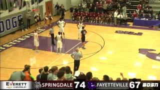 SHS Basketball | @ Fayetteville