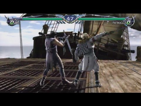 Soul Calibur V Turned EVO 2011 Into The Stage Of History