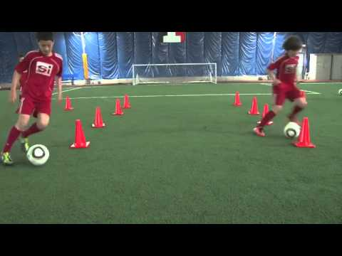 14  ejercicio de coordinacion con balon