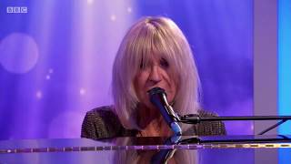 Christine McVie on the ONE Show (13th June 2017)