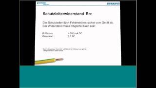 DGUV Vorschrift 3 – Prüfung nach DIN VDE 0701 – 0702 Webinar Benning