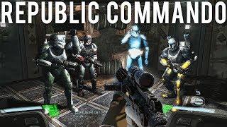 Star Wars Republic Commando was awesome!