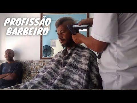 PROFISSO BARBEIRO   /TRANSFORMAO ANTES E DEPOIS