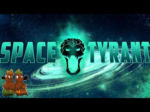 Space Tyrant - Random GamePlay česky | Větřík
