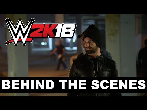 WWE 2K18 Seth Rollins Cover Reveal Behind the Scenes thumbnail