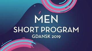 Daniil Samsonov (RUS) | Men Short Program | Gdansk 2019